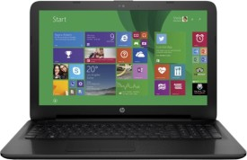 HP 15-AC054TU 15.6-inch Laptop (Celeron-N3050/2GB/500GB/Win 8.1 OS), Jack Black