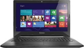 Lenovo G50-45 (80E3019EIH) Notebook 15.6-inch Laptop (APU Dual Core E1/2GB/500GB/Windows 8.1 OS), Black