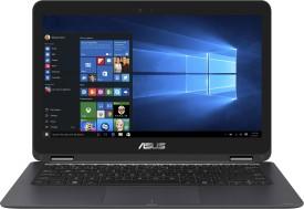 Asus ZenBook Core M 6th Gen - (4 GB/512 GB SSD/Windows 10 Home) 90NB0BA2-M03310 UX360CA-C4080T Ultrabook
