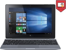 Acer Aspire One S1002 (NT.G5CSI.001) Laptop (Atom Quad Core/2 GB/32 GB SSD/Windows 10 OS)