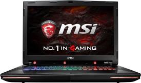 MSI Core i7 6th Gen - (16 GB/1 TB HDD/256 GB SSD/Windows 10/8 GB Graphics) 6RE GT72VR Notebook