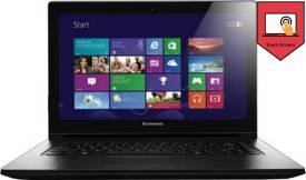 Lenovo Essential G400s 59-383670 Laptop (3rd Gen Core i5- 4GB RAM- 500GB HDD- 35.56cm (14)inch Screen- Window 8 OS) (Black)