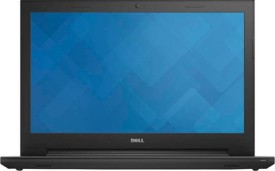 Dell Inspiron 3542 (X560317IN9) 15.6-inch Laptop (Core i3/4GB/1TB/Linux OS), Black