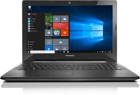 Lenovo G50-80 (80E5038PIN) Notebook (8 GB/1 TB HDD/Windows 10 Home/2 GB Graphics) (15.6 inch, Black) Laptop
