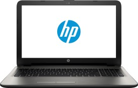 HP 15-af006AX (M9V38PA) Laptop (AMD A8-7410/4GB/500GB/2GB Graphics/DOS), Turbo Silver