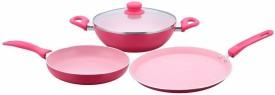 Wonderchef 63151636 French Blossom Cookware Set (Set Of 5)