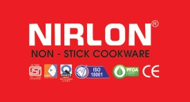 Nirlon Classic Range Non Stick Kadhai (1.7 L)