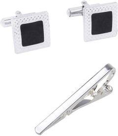 Cufflink Tie Pin Set Cufflinks - Buy Cufflink Tie Pin Set