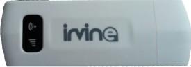 IRVINE 4G LTE Modem Dongle LTE Data Card(White)