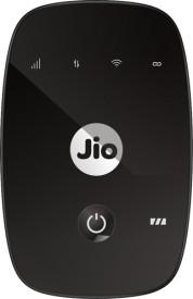Jio Fi M2 Wireless Router Data Card(Black)