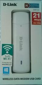 D-Link Wireless Data Modem USB Data Card