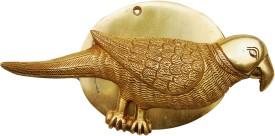 Aakrati Peacock Brass Door Knocker