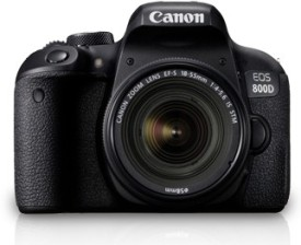 Canon EOS 800D DSLR (With 18-55 IS STM Lens)