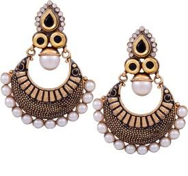 Prisha FASHION EARRINGS Zircon Copper Earring Set