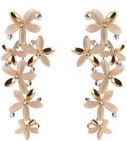 Jewels Galaxy Luxuria Limited Edition Alloy Dangle Earring