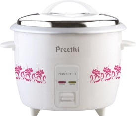 Preethi Wonder 316 1.8 L Rice Cooker