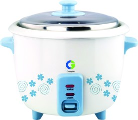 Crompton Greaves CG-MRC11 1 L Rice Cooker