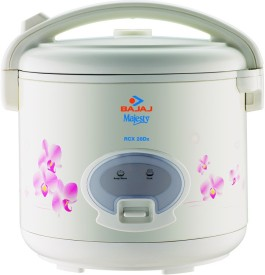 Bajaj RCX28 Dx 2.8 Litre Electric Rice Cooker