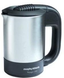 Morphy Richards Voyager 200 0.5 L SS Electric Kettle