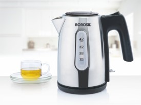 Borosil BKE10LSSB12 1L Electric Kettle