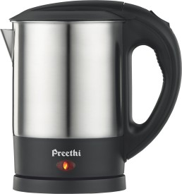 Preethi Armour 1 Litre Electric Kettle