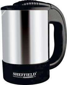 Sheffield Classic SH-7009SS 0.5 Ltr Electric Kettle