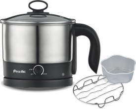 Preethi Armour Multi Utility 1.2 Litre Electric Kettle