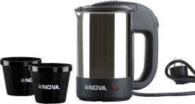 Nova KT-728S 0.5 Litre Electric Kettle