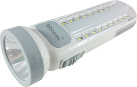 Docoss 3 in 1 -Rechargeable 48 Emergency Led Torch