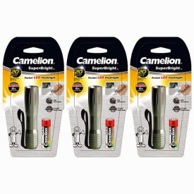 Camelion 5013 LR6BP LED Torch Light (Pack..