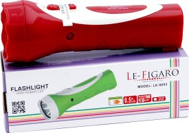 Le-Figaro LE-9053 LED Torch Emergency Light
