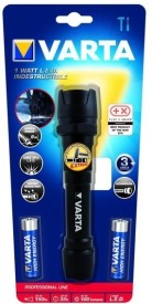 Varta Indestructible Torch Emergency Light