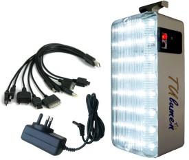 TechnologyUncorked TUlumen15-PB Multipurpose Rechargeable Emergency Light