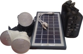 GDlite GD-8017A Solar Lighting System