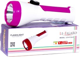 Le-Figaro LE-4112 LED Torch Emergency Light