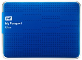 WD My Passport Ultra 2TB 2.5 Inch External Hard Disk