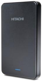 Hitachi Touro Mobile 2.5 Inch 500 GB External Hard Disk (Black)
