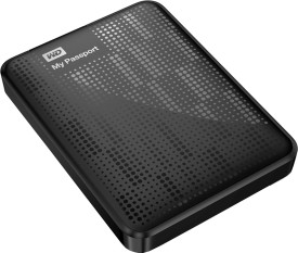 WD My Passport USB 3.0 500 GB External Hard Disk