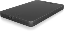 Toshiba Canvio Alumy 1TB External Hard Drive