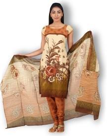 Giftsnfriends Cotton Printed, Geometric Print Dress/Top Material