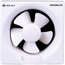 Bajaj Maxima DX 5 Blade (200mm) Exhaust Fan