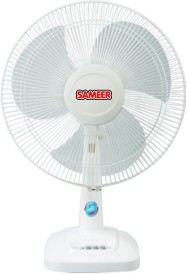 Sameer Gati Freshi 3 Blade (400mm) Table Fan