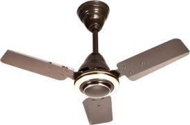 Omega Cute 3 Blade (24 Inch) Ceiling Fan