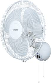 Havells-Dzire-3-Blade-(400mm)-Wall-Fan