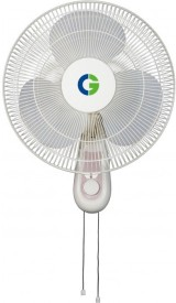 Crompton Greaves HiFlo LG 3 Blade (400mm) Wall Fan