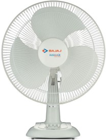 Bajaj Rushair 3 Blade (400mm) Table Fan