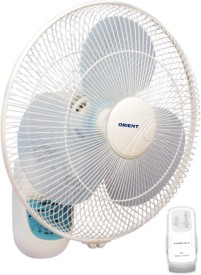 Orient Wall 49 3 Blade (400mm) Wall Fan