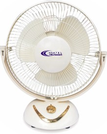Sigma Tik-Tik 3 Blade (300mm) Table Fan
