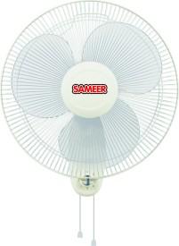 Sameer Gati 3 Blade (400mm) Wall Fan