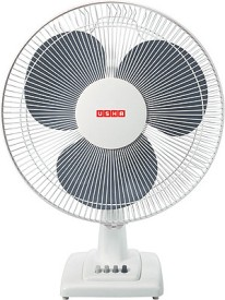 Usha Crisp Air 3 Blade (400mm) Table Fan
